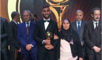 Faouzi Ghoulam élu Ballon d'or algérien 11