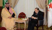 Bouteflika reçoit l'Emir Turki Ben Mohamed Ben Fahd Ben Abdelaziz Al-Saoud 36