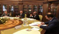 Messahel s'entretient à Moscou avec son homologue russe Serguei Lavrov 21