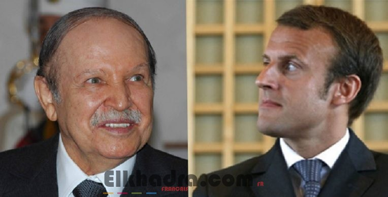 Entretien téléphonique entre Bouteflika et Macron 4