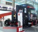 L'usine Renault Trucks validée par le CNI 9