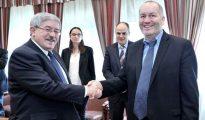Ouyahia reçoit le chef de mission du FMI pour l'Algérie 26
