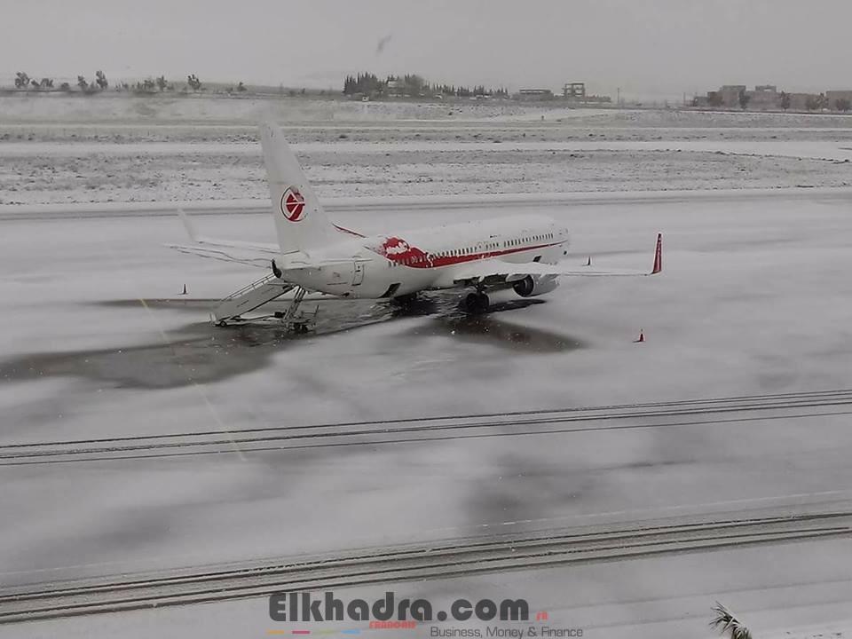 Météo Algérie : Dix neuf routes fermées à cause des chutes de neige. 4