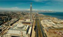 Une séance de travail sur la Grande mosquée,le Port centre d'El-Hamdania et le secteur de la gestion financière 6