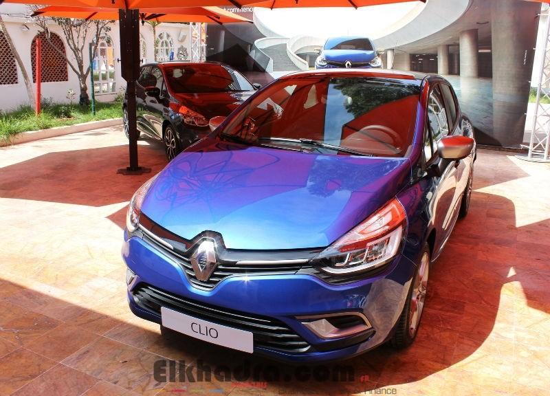 Renault Algérie : Ouverture des pré-commandes de la CLIO 4 MIB 2