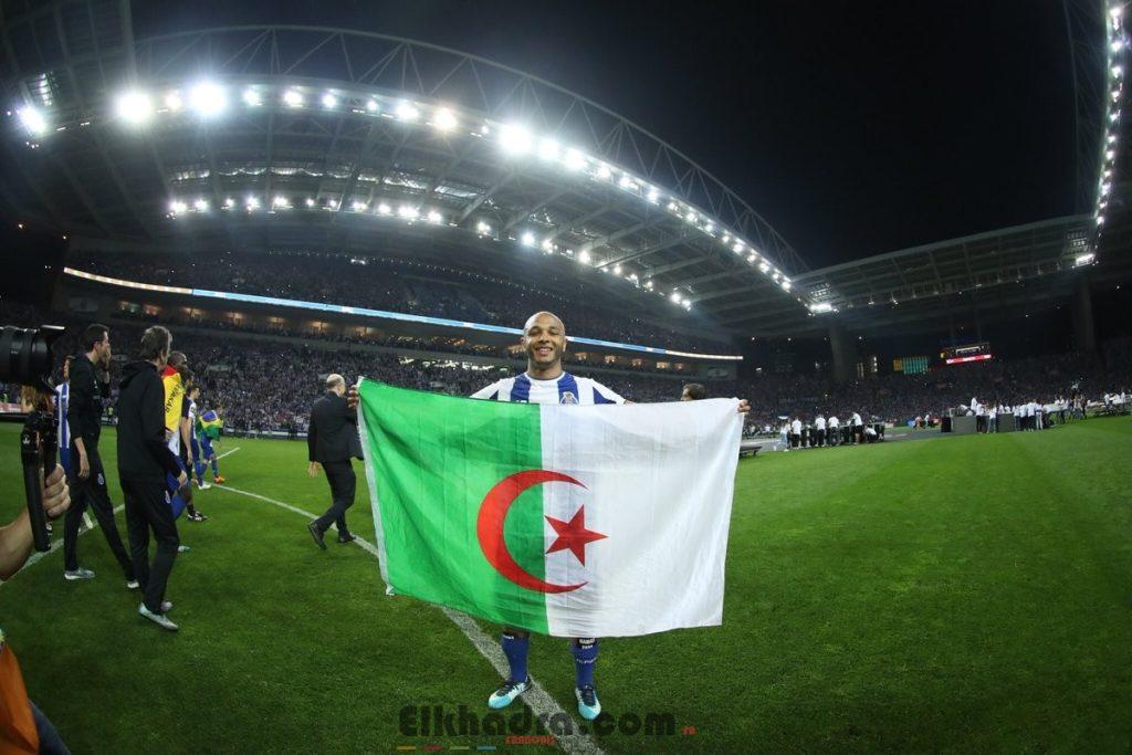 Le FC Porto exige 30 millions d'euros pour céder Brahimi 4