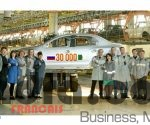 Renault Russie a livré 30 000 carrosseries Renault Symbol à l'usine Renault Algérie Production 6