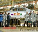 Renault Russie livre à l'Algérie sa 30 000ème carrosserie produite localement 7