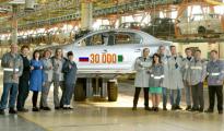 Renault Russie livre à l'Algérie sa 30 000ème carrosserie produite localement 3
