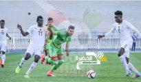 CAN 2019 (U20) – Eliminatoires : battus par le Ghana (2-0), Elkhadra éliminés 26