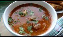 chorba frik jari soupe algerienne / recette 5
