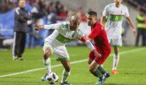 EN : l'Algérie s'incline lourdement face au Portugal 22