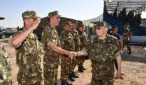 Gaïd Salah salue les résultats réalisés en matière de lutte antiterroriste et de sécurisation des frontières 36