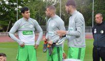 Algérie-Bénin (CAN 2019) : Elkhadra en regroupement 9