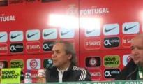 Portugal : Madjer est harcelé par les rares supporters de lEN 6