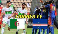 Algérie vsCap Vert : Heure et chaines de diffusion 27