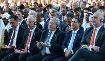 Ouyahia prend part à la cérémonie de prestation de serment du Président turc 24