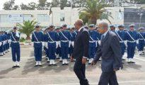 Bedoui vante le professionnalisme acquis par la police algérienne 19