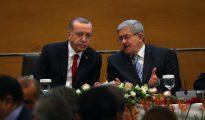 Ouyahia transmet les félicitations du Président Bouteflika à son homologue turc 25