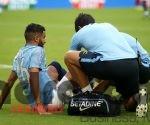 Riyad Mahrez pourra reprendre l'entraînement cette semaine 9