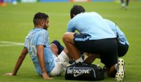Riyad Mahrez pourra reprendre l'entraînement cette semaine 27