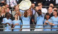Riyad Mahrez remporte son premier titre avec Manchester City 25