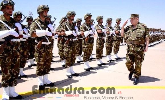 Gaïd Salah en visite de travail jeudi à la 1ère Région militaire 4
