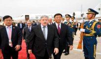 Ouyahia à Pékin pour prendre part au troisième Sommet du Forum de coopération Sino-Africain 21