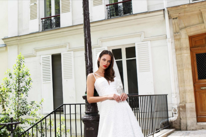 PHOTOS : Les plus belles Robes de mariée collection 2019 2