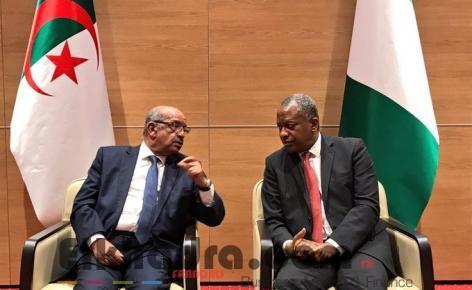 Algérie-Nigéria : entretien entre Messahel et Geoffrey Onyeama 4
