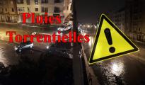 Météo Algérie : 28 wilayas placées en vigilance orage 16