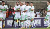 Algérie-Tunisie en amical en mars 2019 4