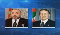 Bouteflika félicite le souverain marocain à l'occasion du 63e anniversaire de l'indépendance de son pays 32