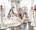 tendance robe de mariée 2019 : grands stylistes 17