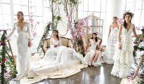 tendance robe de mariée 2019 : grands stylistes 57
