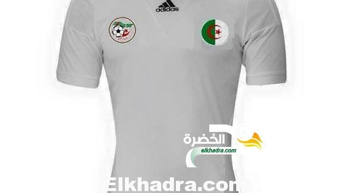 """بالصور...قميص """"الخضر"""" الجديد يثير إستياء الجمهور الجزائري 24"""