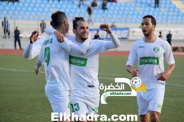 جمعية وهران يتأهل للدور ربع النهائي لكأس الجزائر 30
