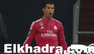 دوري أبطال أوروبا : رونالدو يعادل رقم ميسي وراؤول في عدد الأهداف 24