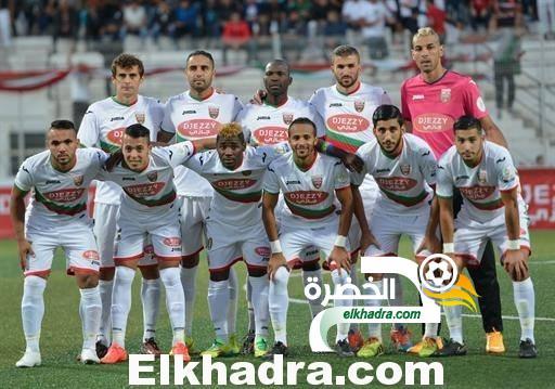 مولودية الجزائر : ادارة الفريق لم تبرمج اي تربص خلال فترة توقف البطولة الوطنية 32