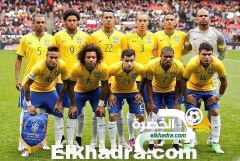 المنتخب البرازيلي يفوز على تشيلي و يواصل انتصاراته المتتالية تحت قيادة دونجا