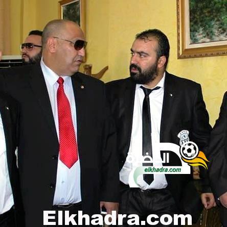 حمار و مضوي يقدمان إستقالتهما من وفاق سطيف بسبب اشاعات بيع لقاء المولودية 29