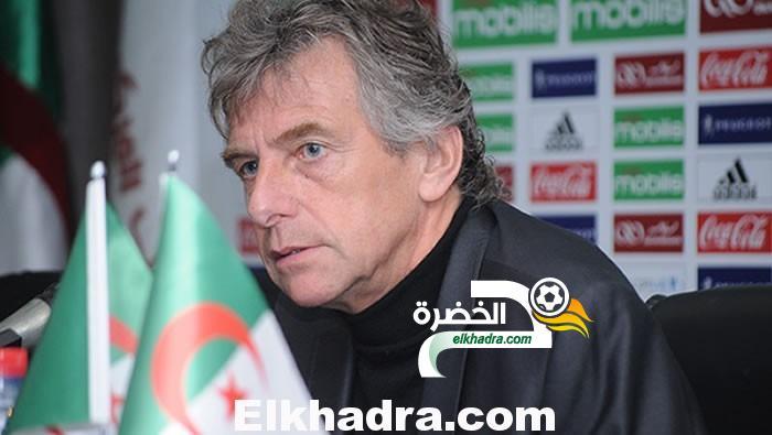 غوركوف : يرد على ماضوي.. المنتخب الجزائري اكبر من لاعبي وفاق سطيف 24