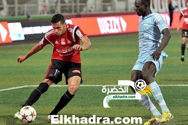 يوسف بلايلي سيخضع في قطر لفحص طبي قبل مواجهتي قطر وعمان 24