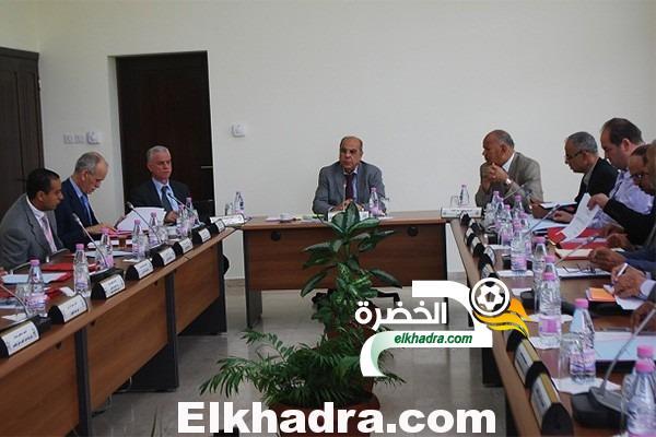 رئيس الفاف يستدعي المكتب الفيدرالي إلى إجتماع موسع يوم 24 أفريل بمدينة ورقلة 28