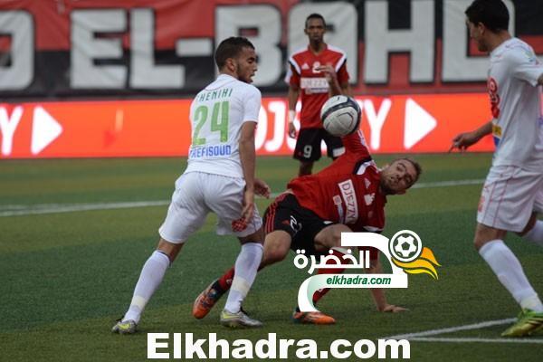 برنامج الجولة الـ 30 و الاخيرة من الرابطة المحترفة الأولى الجزائرية 25