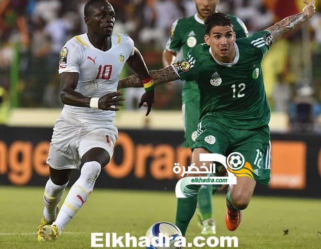 """السنغال وبوركينافاسو لمواجهة """"الخضر"""" بالجزائر في أكتوبر 24"""