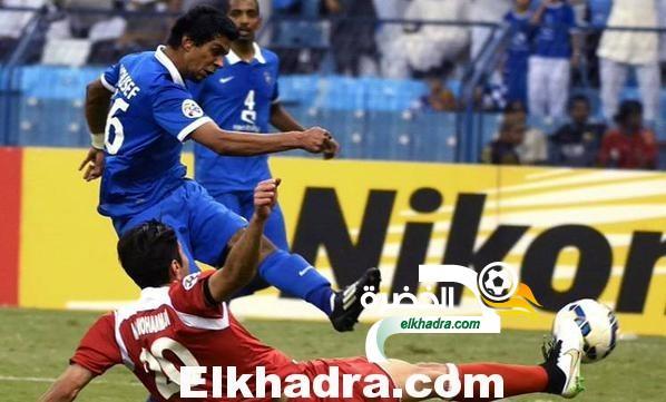 الهلال السعودي يتأهل لدور الثمانية من دوري ابطال اسيا بعد تغلبه على بيروزي الإيراني 32