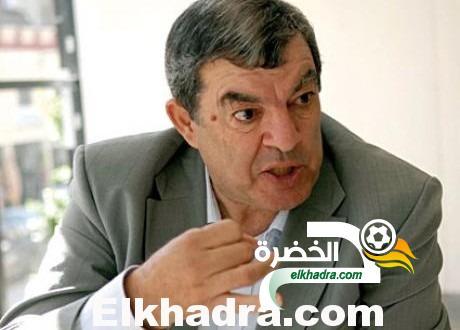 """حناشي :""""قررت رفع دعوى قضائية ضد شريف ملال"""" 20"""
