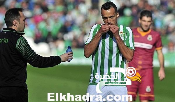فؤاد قادير يقرر البقاء في نادي ريال بيتيس الإسباني الموسم القادم 17