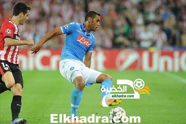 أتليتيكو مدريد الإسباني يريد فوزي غولام من نابولي الإيطالي 30